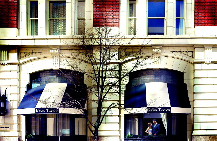 Hotel Teatro Wedding- Denver Colorado