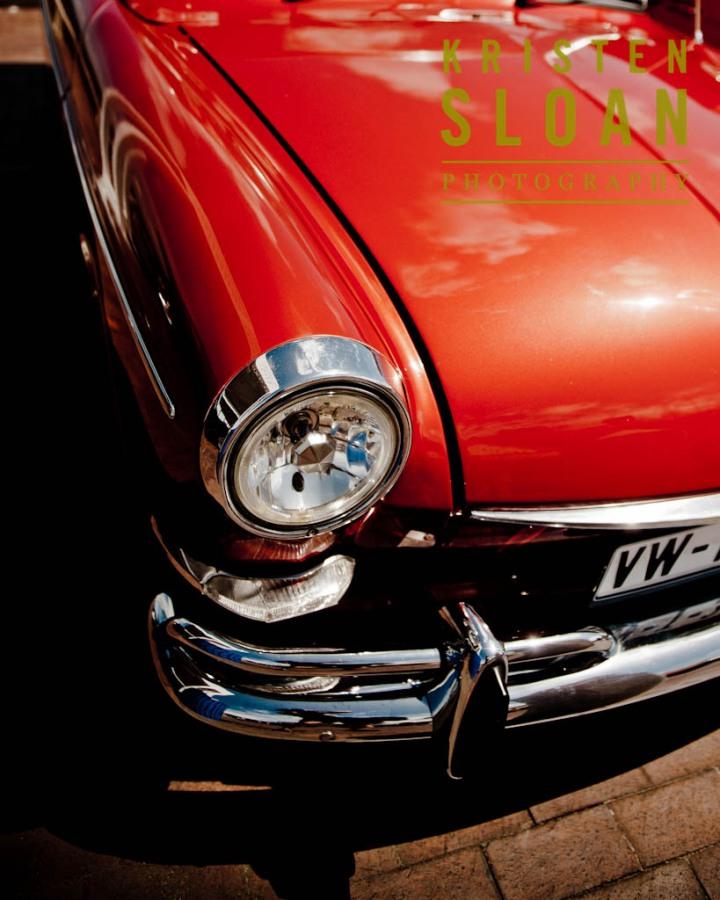 VW on Pier COPYRIGHT KRISTEN SLOAN 2012