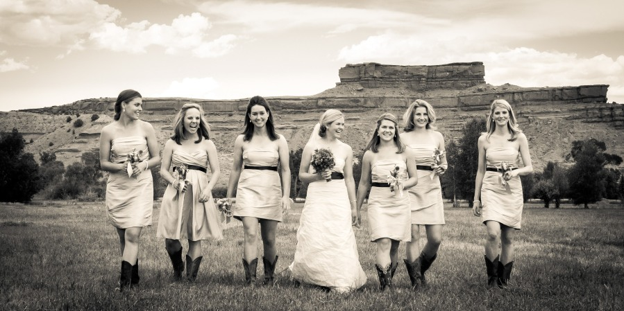 cowboy boots wedding