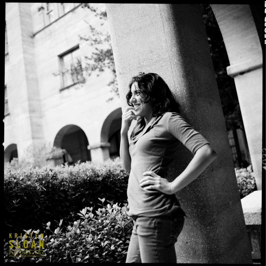 Hasselblad BW at Flagler College St. Augustine Florida