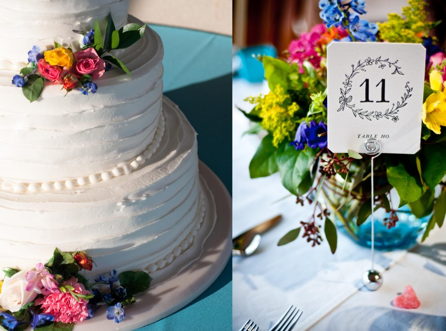 cherry creek country club wedding das meyer cake