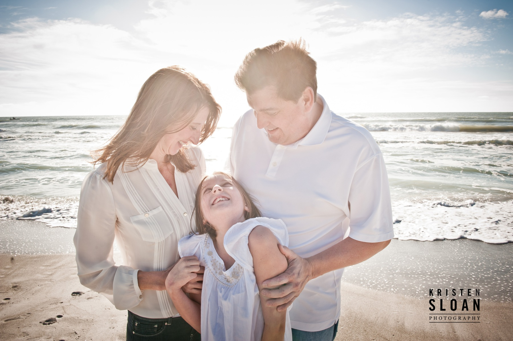beach family photos