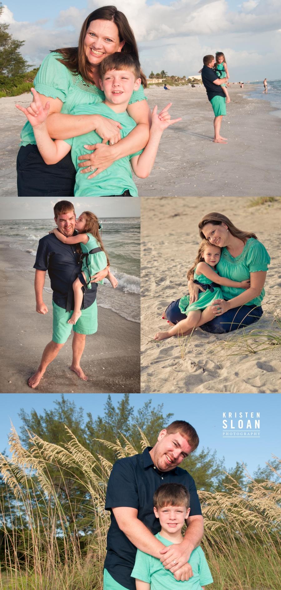 st petersburg beach portraits