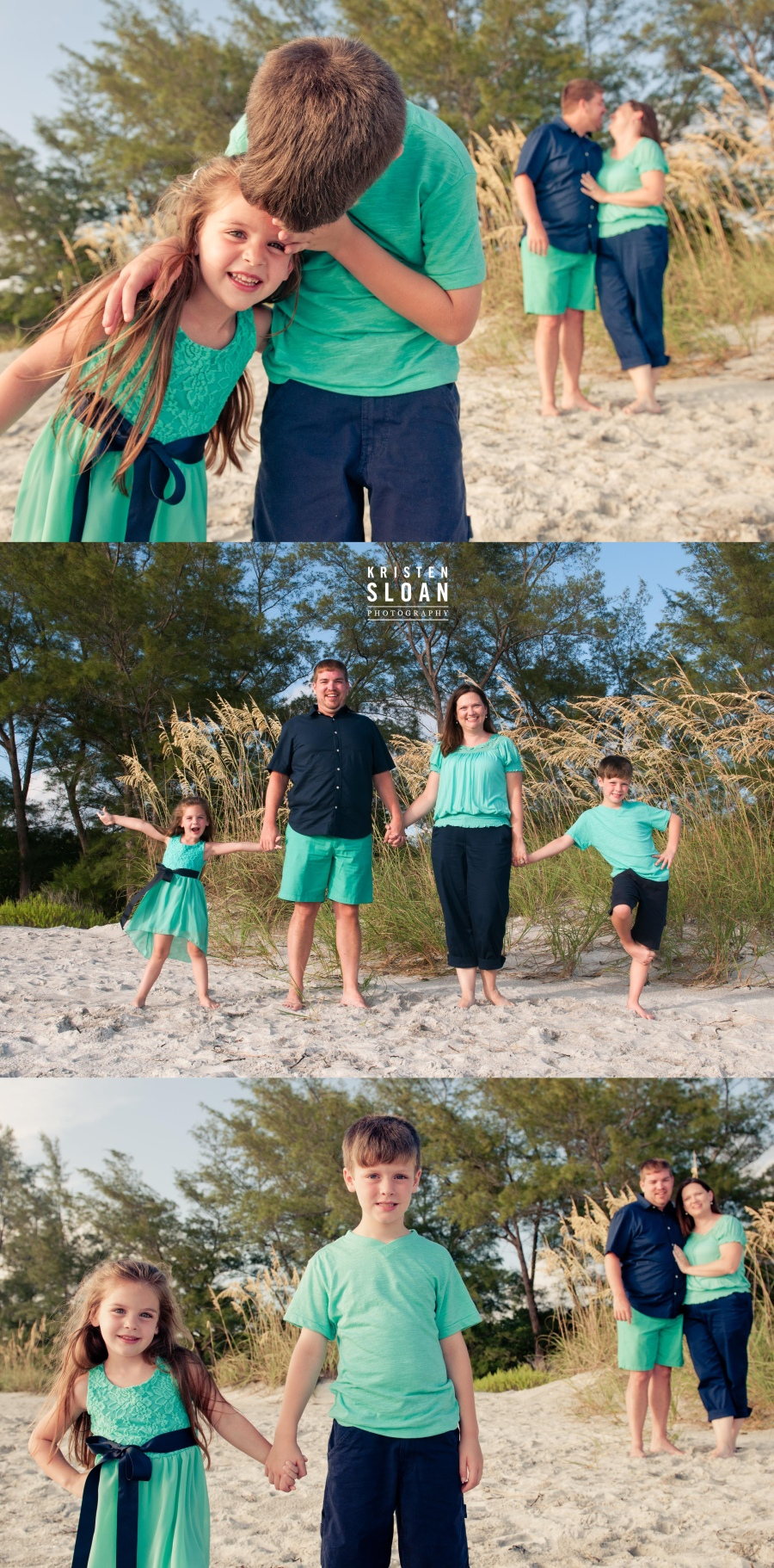 St Petersburg FL Beach Portraits