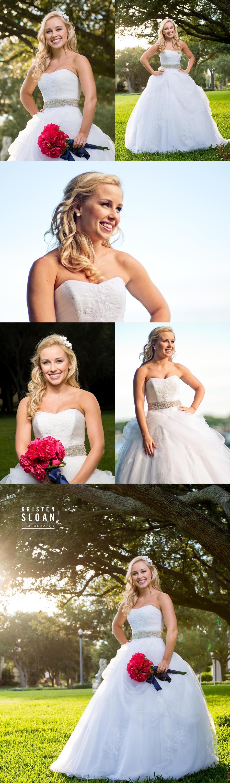 north straub park st petersburg fl bridal wedding portraits