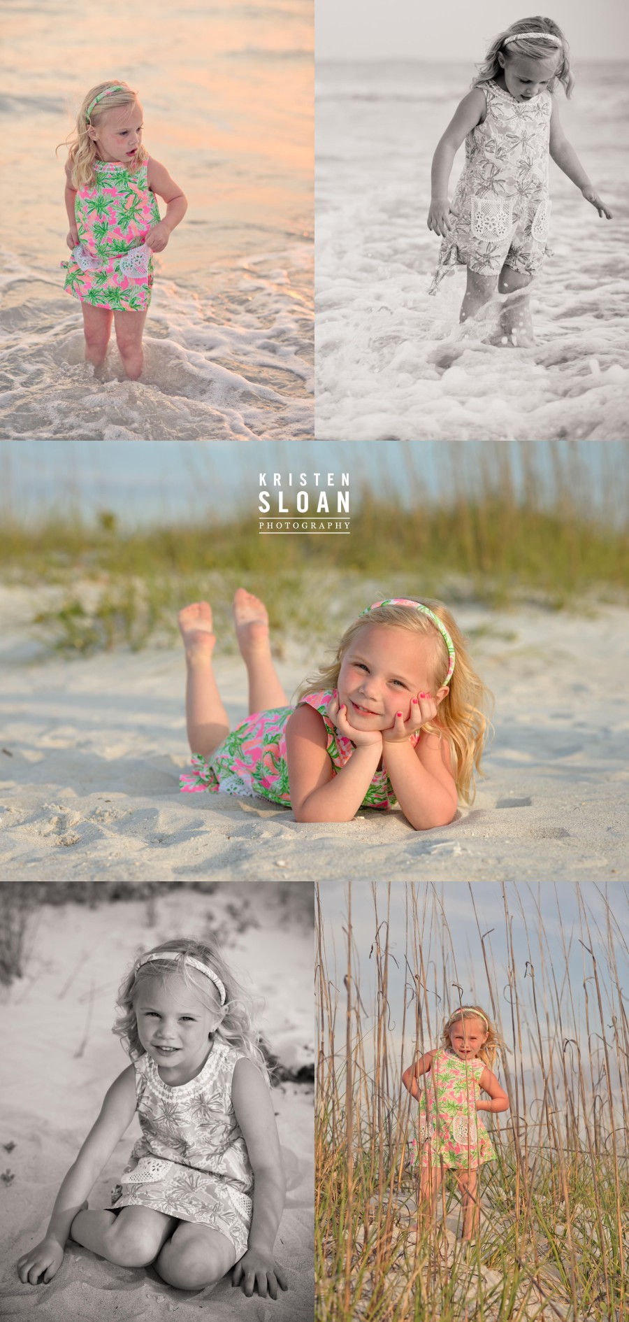 treasure island fl sunset family photos kristen sloan photography
