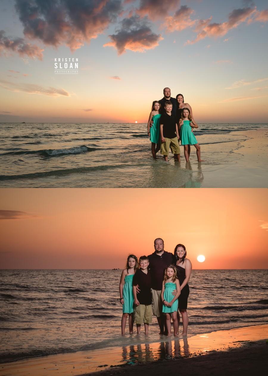 st pete beach fl family photos
