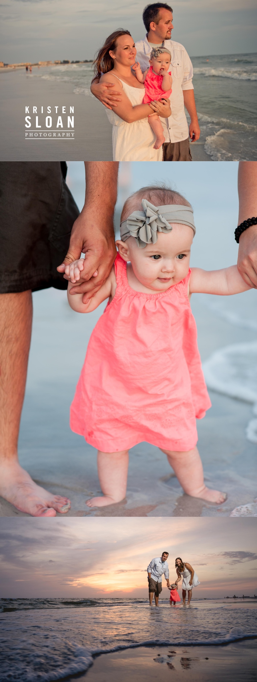 St Pete Beach FL Family Baby Kids Photographer Kristen Sloan