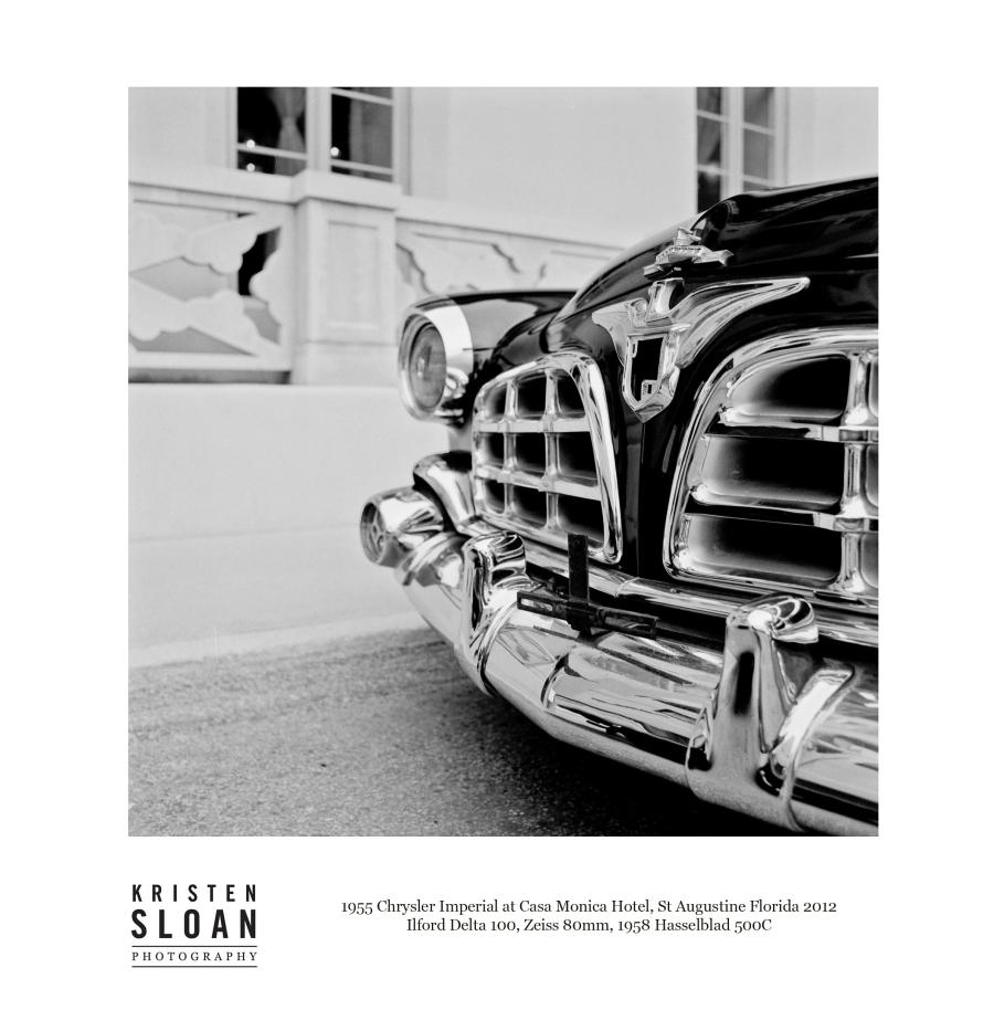 1955 Chrysler Imperial by St Petersburg FL Photographer Kristen Sloan