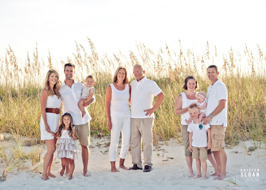 Treasure Island FL Sunset Vistas Beach Family Portraits by St Pe