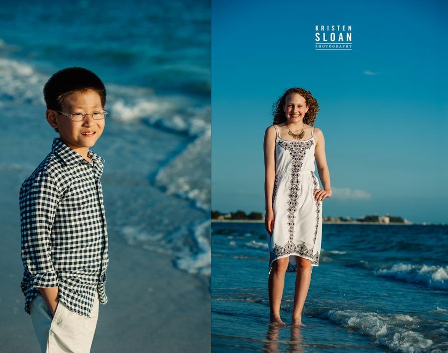 St Pete Beach Treasure Island Family Portraits by St Petersburg
