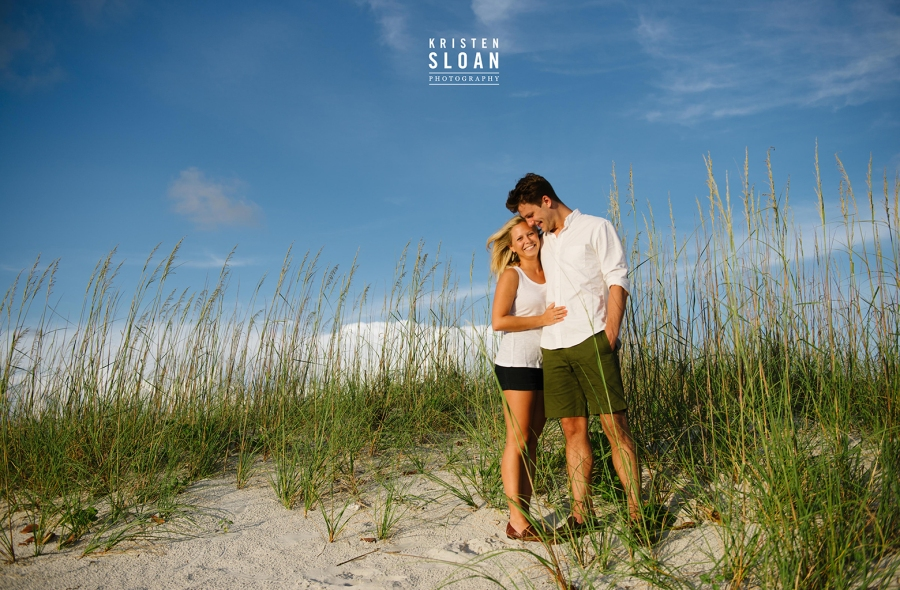 Treasure Island Wedding Portrait Photographer | St Pete Beach Wedding Portrait Photographer | Madeira Beach FL Photographer | Indian Rocks Beach Photographer | Kristen Sloan Photography
