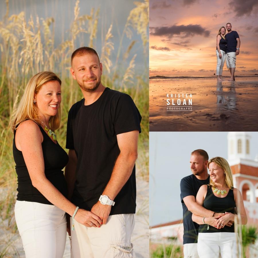 Don Cesar Beach Photos | Don Cesar Hotel Family Beach Portrait Photos | St Pete Beach Treasure Island Photographer Kristen Sloan