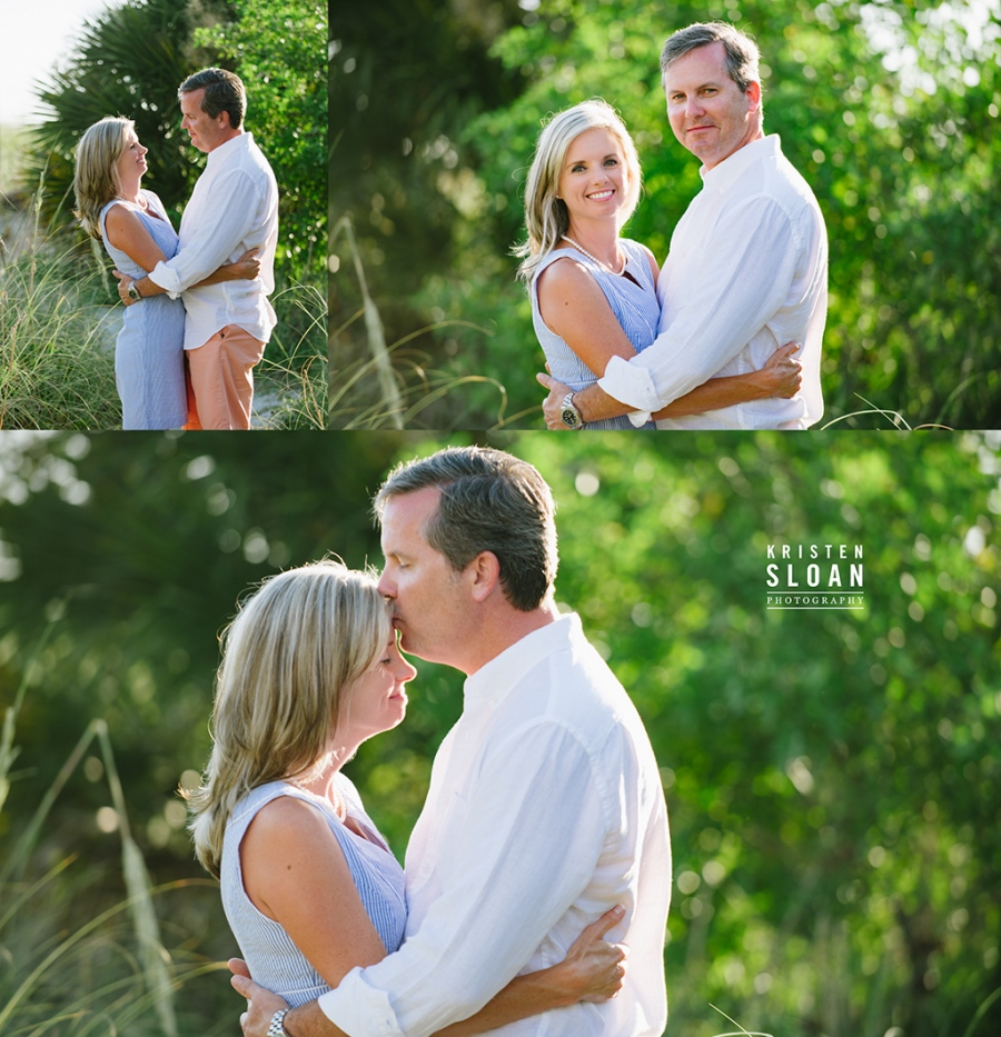 Don Cesar St Pete Beach Couples Anniversary Portrait Photos Kristen Sloan Photo