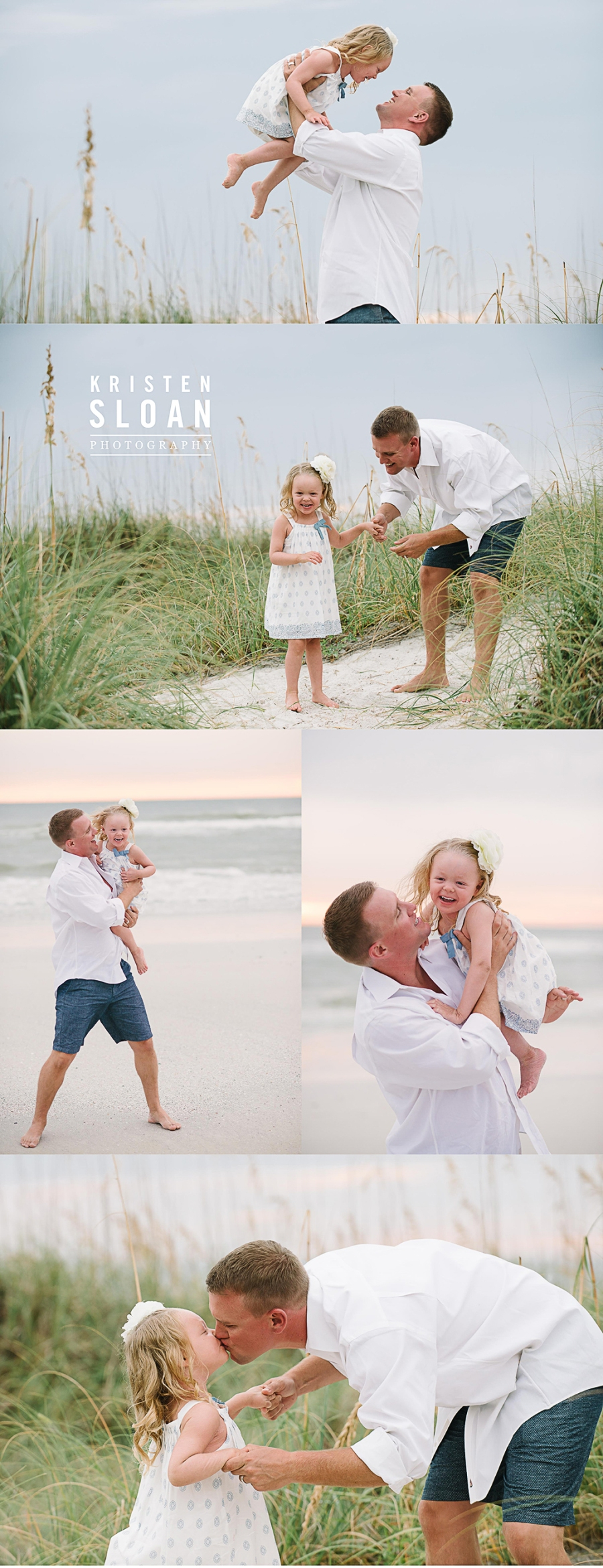 Don Cesar Hotel Beach Family Portraits at Sunset | St Pete Beach Family Portraits |Treasure Island Beach Family Photos | Pass A Grille Beach FL Photographer |What to wear to your beach portrait session |Kids Beach Portraits