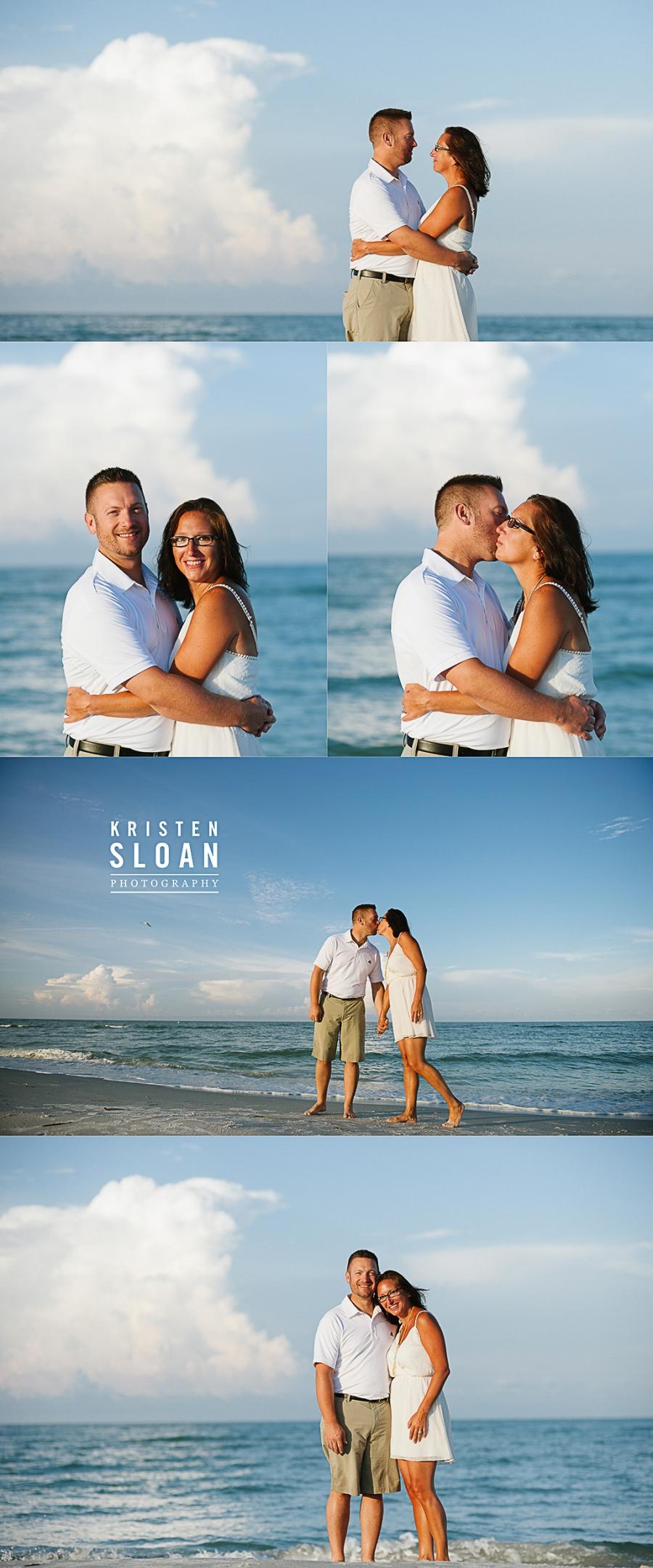 Sunset Vistas Treasure Island Morning Family Kids Couples Beach Portraits