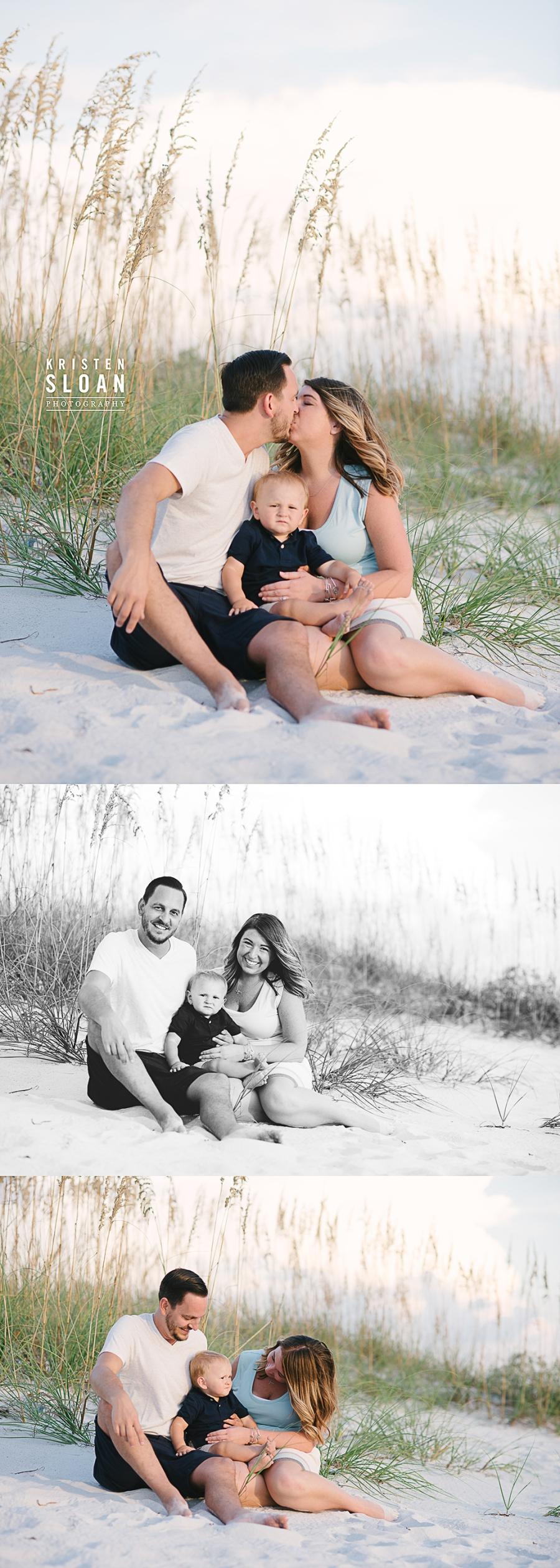 Treasure Island Florida Family Kids Baby Beach Photos | St Pete Beach FL Photographer | Treasure Island Florida Photographer