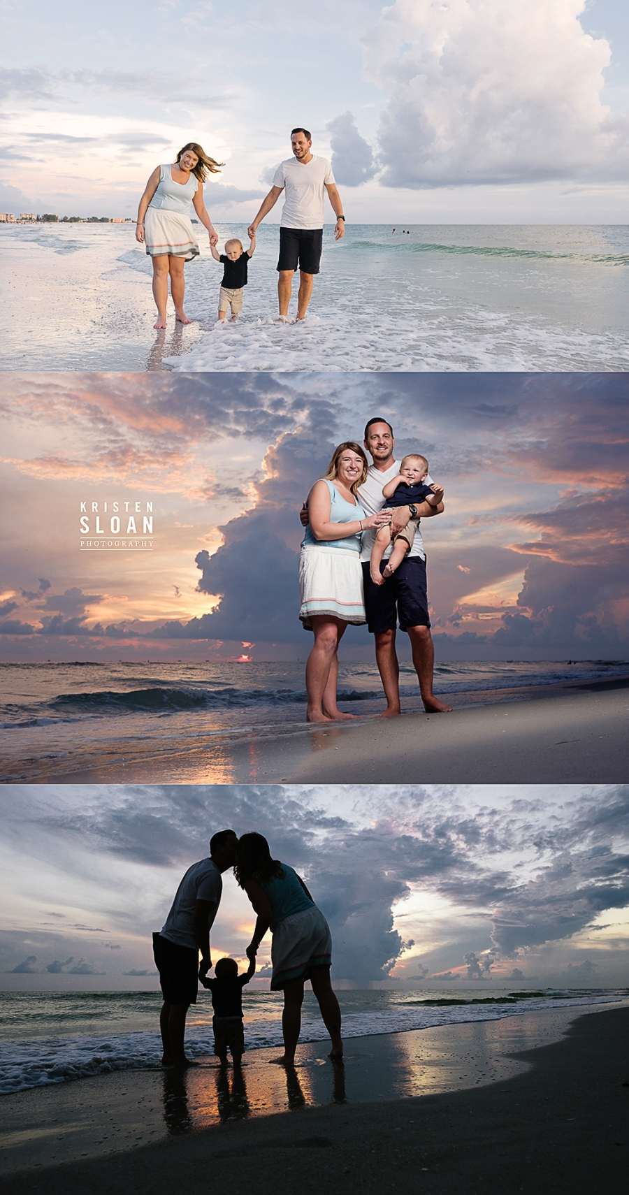 Treasure Island Florida Family Kids Baby Beach Photos | St Pete Beach FL Photographer | Treasure Island Florida Photographer