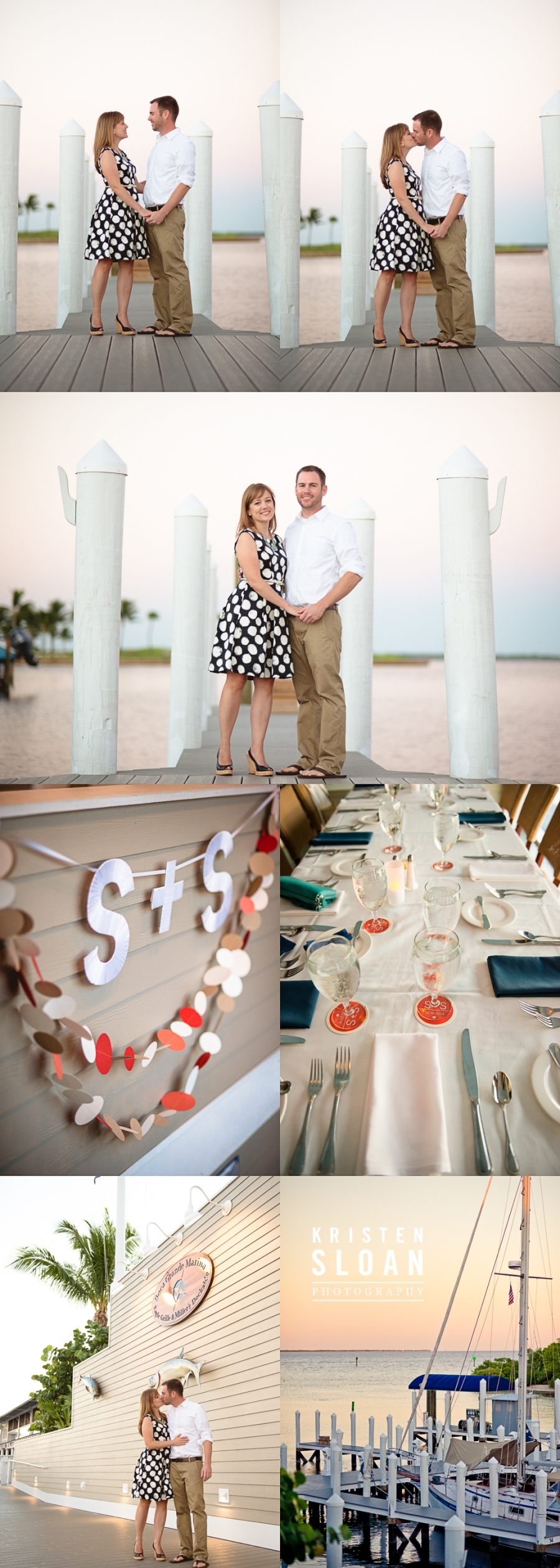 Boca Grande Club Gasparilla Island Florida Wedding | Sarasota FL Wedding Photographer | St Pete Beach Weddings | Beach Wedding Decor