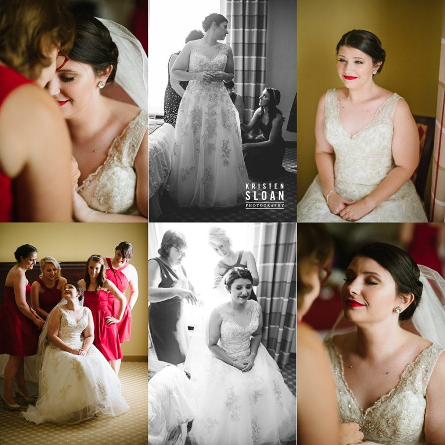 Seminole Heights United Methodist Higgins Hall Tampa FL Wedding