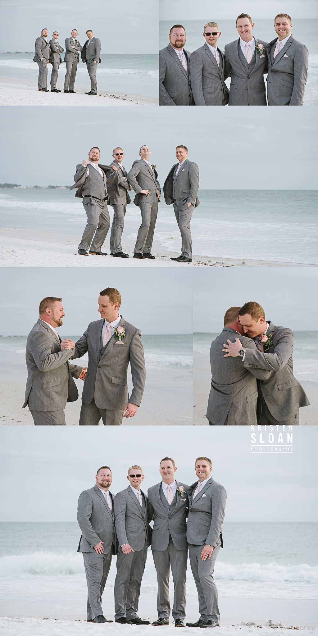 Anna Maria Island Florida Beach Wedding at Sandbar Restaurant ...