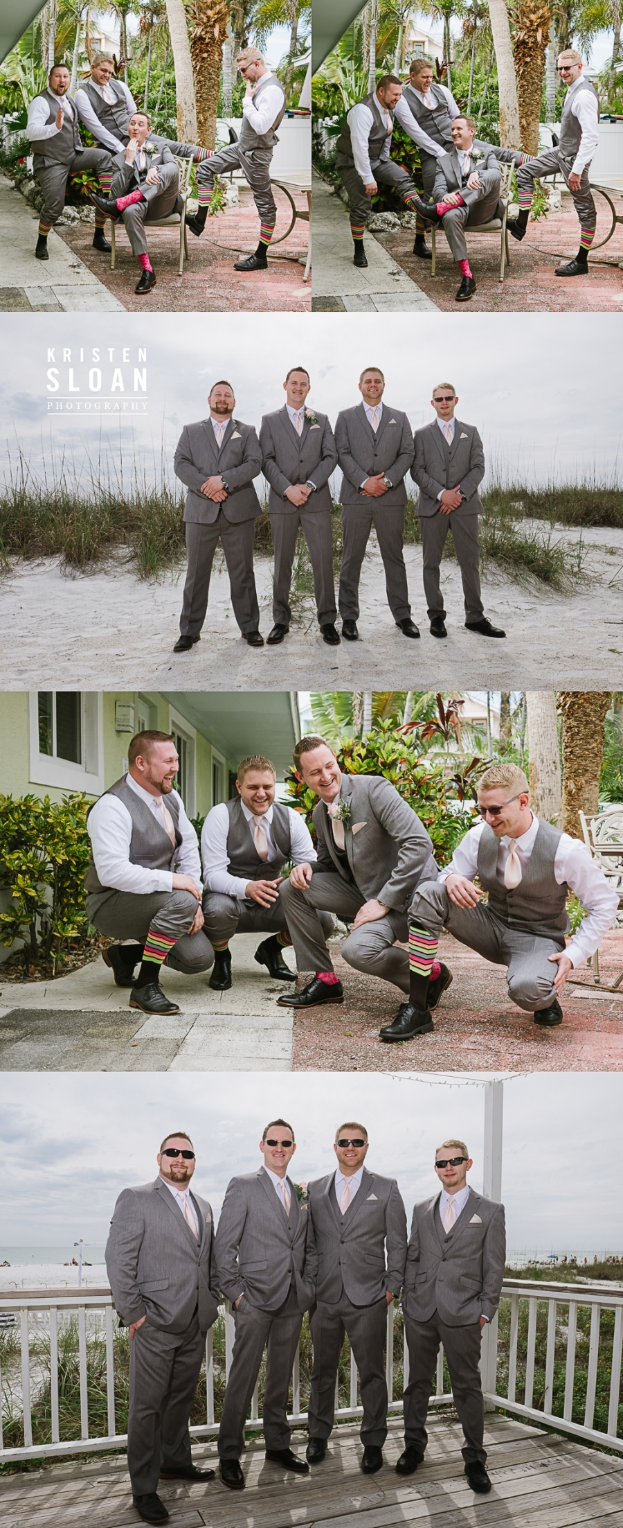 Anna Maria Island Florida Beach Wedding Photographer Kristen Sloan, Sandbar Restaurant Wedding Anna Maria Island