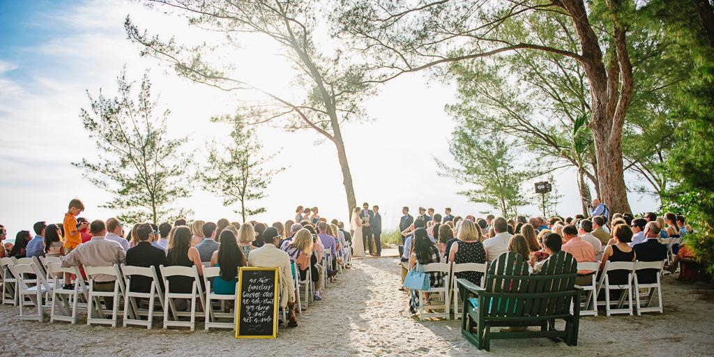 Sunset Beach House Wedding Treasure Island Florida Kristen Sloan