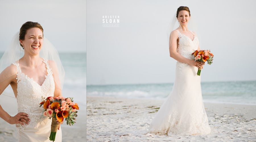 Treasure Island Wedding Bride